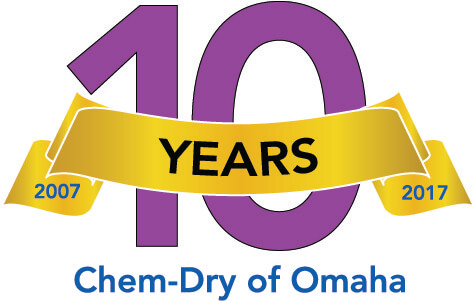 10 Years of Chem-Dry of Omaha
