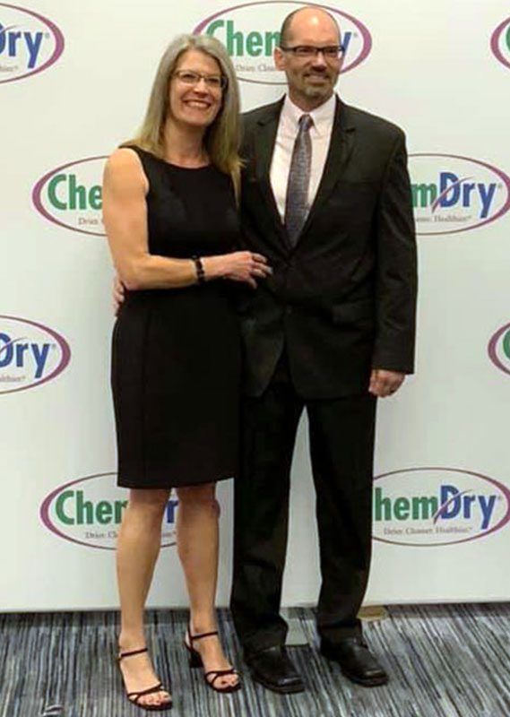 Chem-Dry of Omaha owners